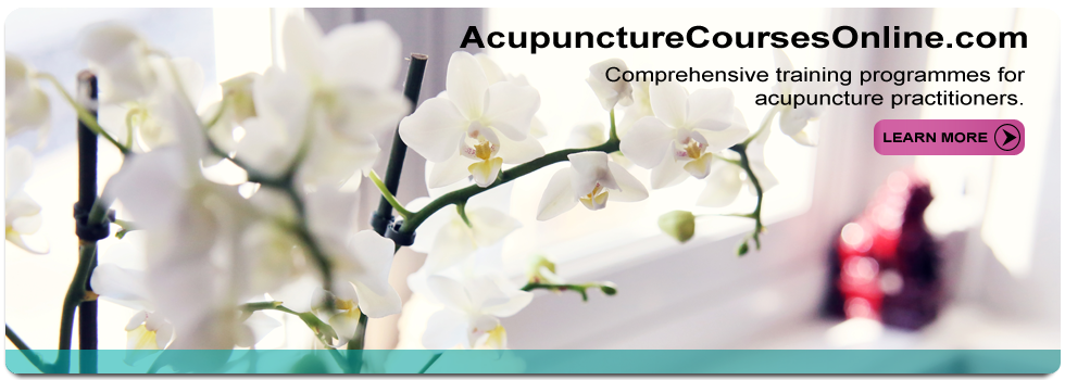 Acupuncture Courses Online