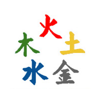 Five Element Chinese Symbols