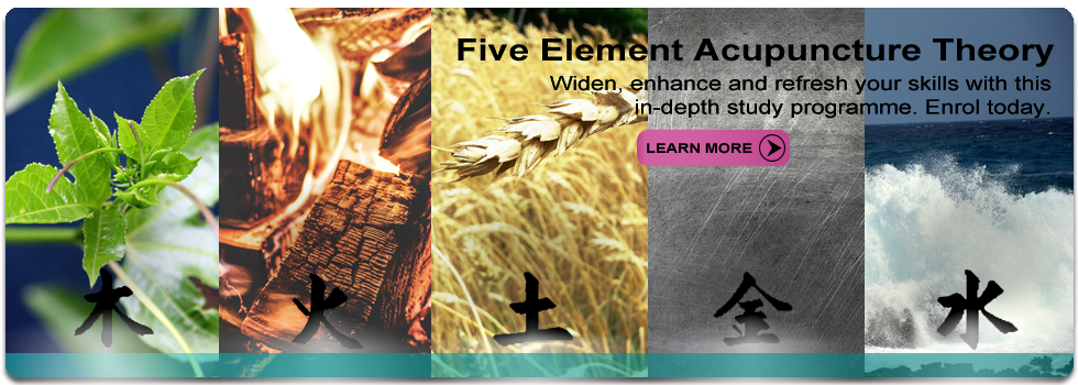 Five Element Acupuncture Theory