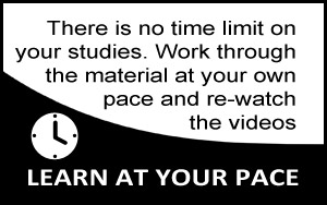 Learn at your pace